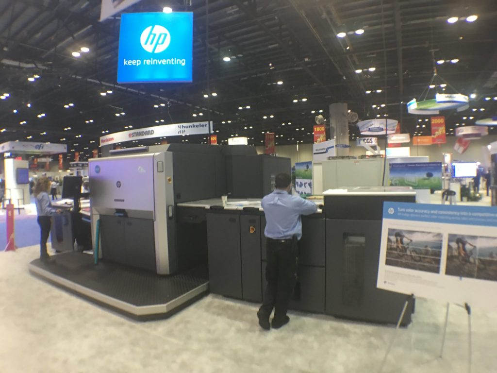 hp - web to print